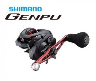 シマノ 20 ゲンプウ 201PG (左ハンドル) / 両軸リール (O01) (S01) 【本店特別価格】