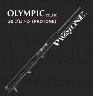 オリムピック 20 プロトン GPTNS-62-4 (スピニング) / ジギングロッド (お取り寄せ商品) 【本店特別価格】