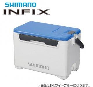 【セール 35%OFF】 シマノ インフィクス ベイシス 270 UI-027Q Sホワイト / クーラーボックス 【本店特別価格】