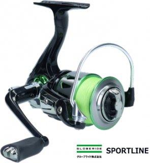 グローブライド スポーツライン MS ブイマックス (V-MAX) 3012DX (1.5号PEライン130m付き) / スピニングリール 【本店特別価格】