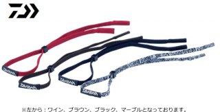ダイワ グラスストラップ (A) ブラウン (メール便可) (O01) 【本店特別価格】