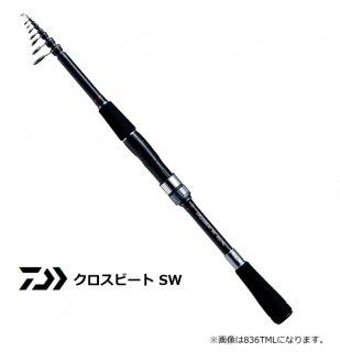 ダイワ クロスビート SW 666TUL / ルアーロッド (D01) (O01)