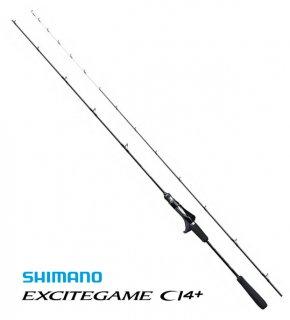 シマノ 20 エキサイトゲーム CI4+ TYPE73 H185 RIGHT (右巻) / 船竿 (S01) (O01) 【本店特別価格】