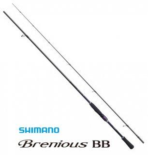 シマノ 20 ブレニアス BB S80L-S / ルアーロッド (S01)(O01) 【本店特別価格】