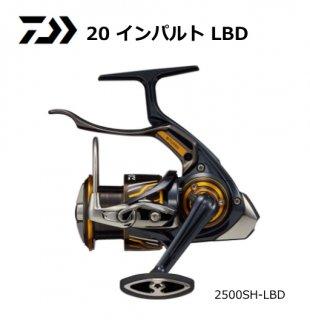 ダイワ 20 インパルト 2500SH-LBD / レバーブレーキ付リール (送料無料) 【本店特別価格】