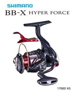 シマノ 20 BB-X ハイパーフォース 1700D XG / レバーブレーキ付リール (送料無料) 【本店特別価格】