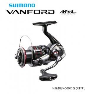 シマノ 20 ヴァンフォード 4000XG / スピニングリール (送料無料) 【本店特別価格】