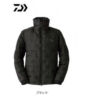 ダイワ プリマロフト(R) サーモプリューム エアーパフジャケット DJ-2520 ブラック Mサイズ / 防寒着 (送料無料) (D01) (O01)