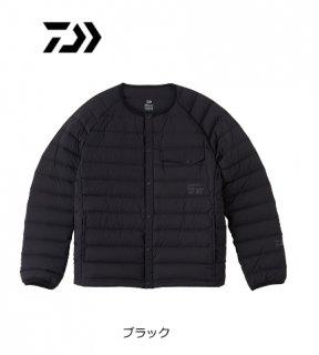 ダイワ ライトインナーストレッチダウンジャケット DJ-2620 ブラック XL(LL)サイズ / 防寒着 (送料無料) (D01) (O01)