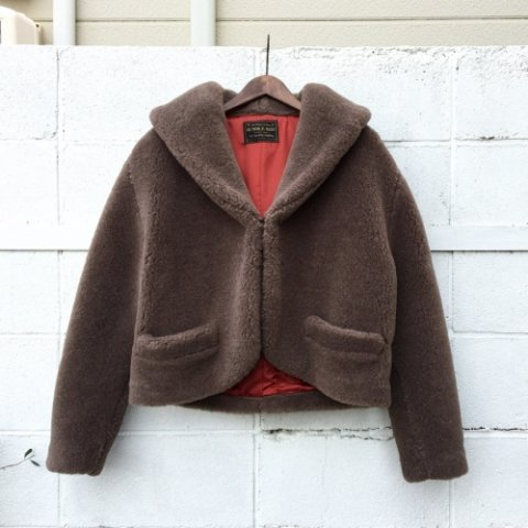"RUMBLE RED ""Boa Jacket"""