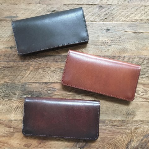 "vasco ""Leather Travel Long Wallet"""