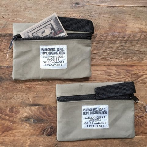 "PUEBCO ""Laminated Fabric Pouch"""