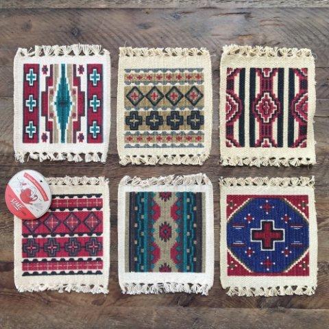 """El Paso """"Cotton Stencil Coasters"""""""