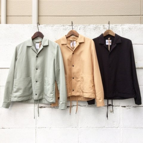 "PULETTE ""Snap Button Jacket"""
