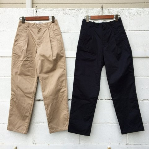 "PULETTE ""Deep Tucked Pants"""