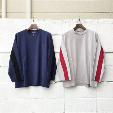 "ionoi ""Orbit L/S Tee"""