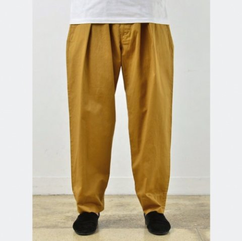 """Anachronorm """"Wide Tuck Trousers"""""""