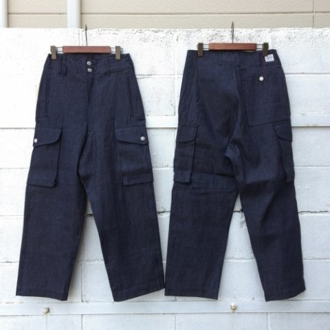 "Anachronorm ""8oz Denim Combat Pants"""