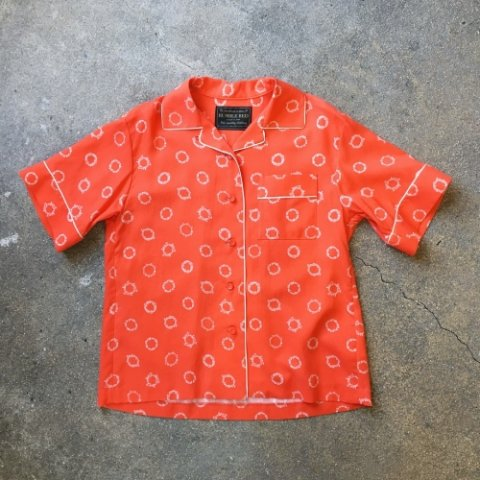 "RUMBLE RED ""Aloha Dot Shirts"""
