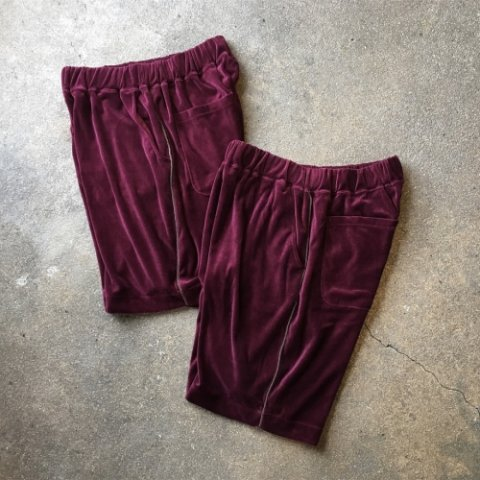 "VOO ""Velour Lined Shorts"""