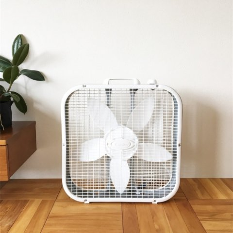 """LASKO BOX FAN"
