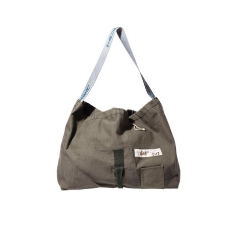 "PUEBCO ""Vintage Material Shoulder Bag"""