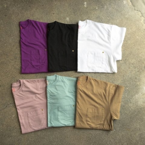 "Anachronorm""Standard Crew Pocket T-S"""