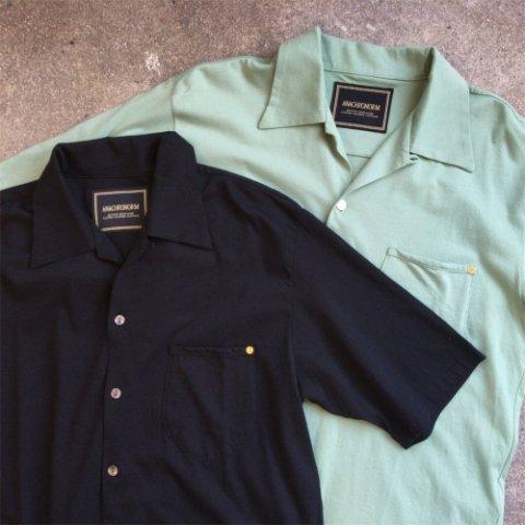 "Anachronorm ""Open Collar T-Shirt"""