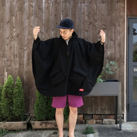 "VOO ""Ripstop Poncho"""