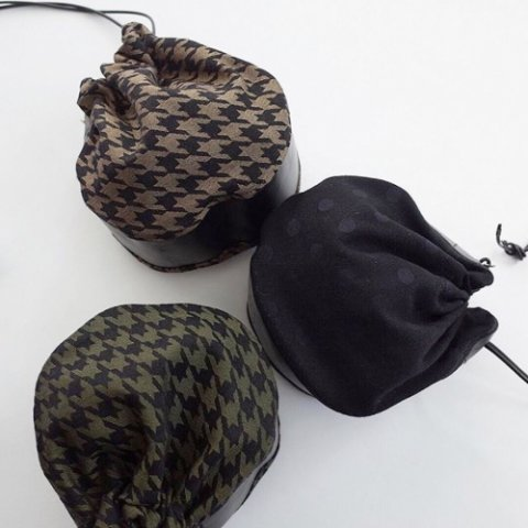 "PULETTE ""Round Shaped Bag"""