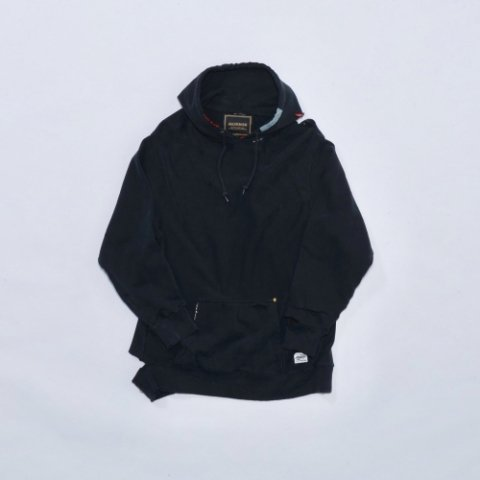 "Anachronorm ""Damaged Hooded Sweat Parker"""