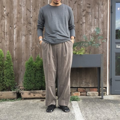 "KAPTAIN SUNSHINE ""Easy Trousers"""