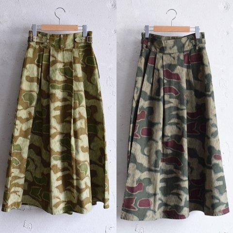 "RUMBLE RED  ""GM Camouflage Gurkha Skirts"""