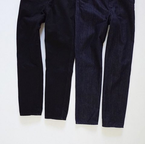 "PULETTE ""Wool Blend Slim Denim"""