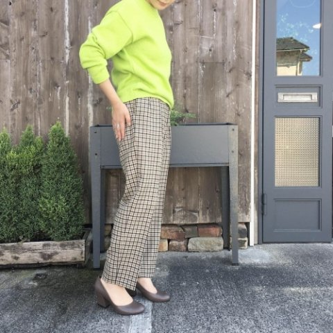 "KAPTAIN SUNSHINE ""Two Pleats Trousers"""