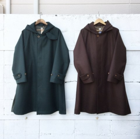 "KAPTAIN SUNSHINE ""Fooded Coat"""