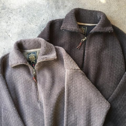 "Gypsy&sons ""Snow Fleece Boa Zip Top"""