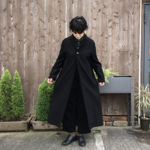 "Honnete ""Bent Long Coat"""