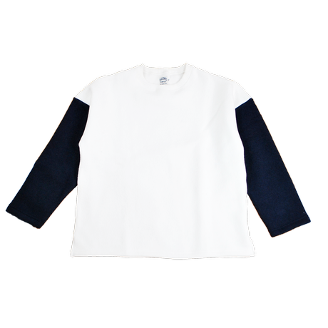 "RIDING HIGH ""Meringue Fleece Crew Neck"""