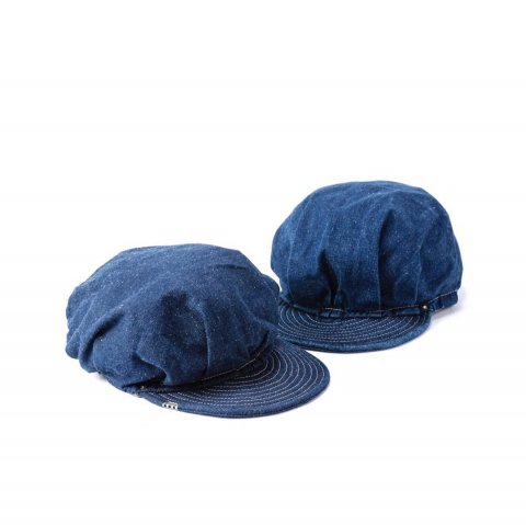 "Anachronorm ""Denim Work Cap"""