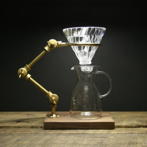 "The Coffee Registry ""Curator pour over stand"""