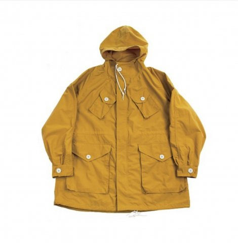 "H.UNIT ""Nylon Combat Coat (MSD)"""