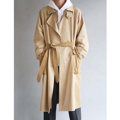 "ANACHRONORM ""COWBOY TRENCH COAT"""