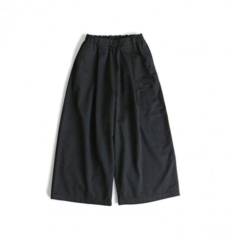 "SETTO ""VOLUME PANTS (BLK)"""