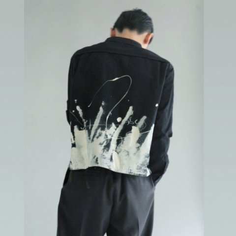 "VOO ""JAGGED PAINT SHIRTS"""