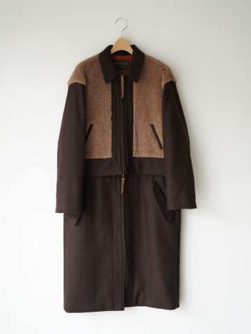"RUMBLE RED ""Grizzly Jacket Coat"""