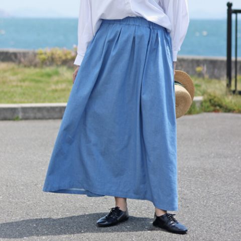 "SETTO ""CLEAR SKIRT"""