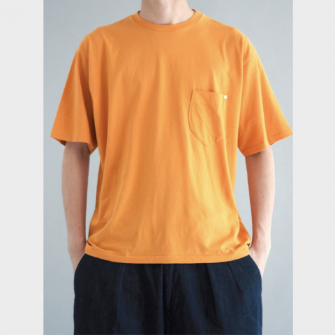 "ANACHRONORM ""STANDARD CREW NECK S/S T-S (new color)"