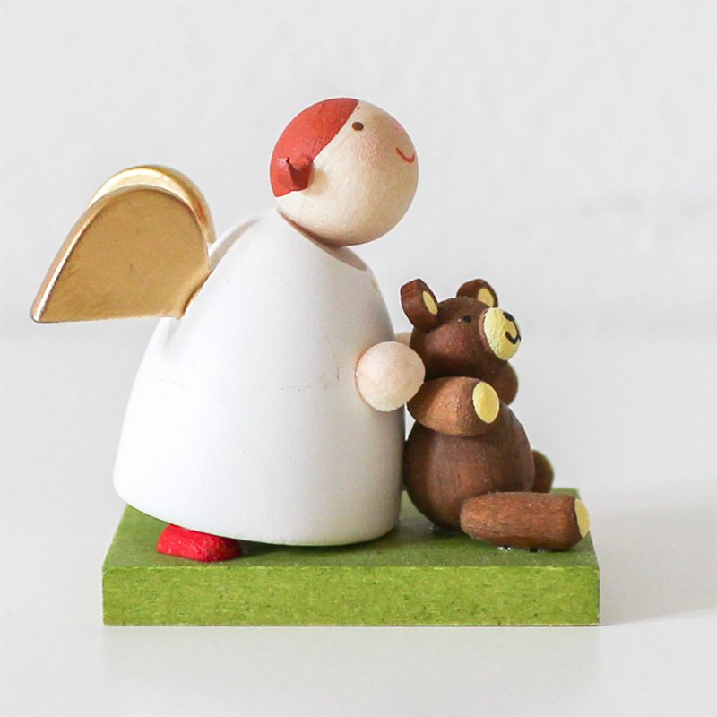 Guenter Reichel ギュンター・ライヒェル 天使とクマ