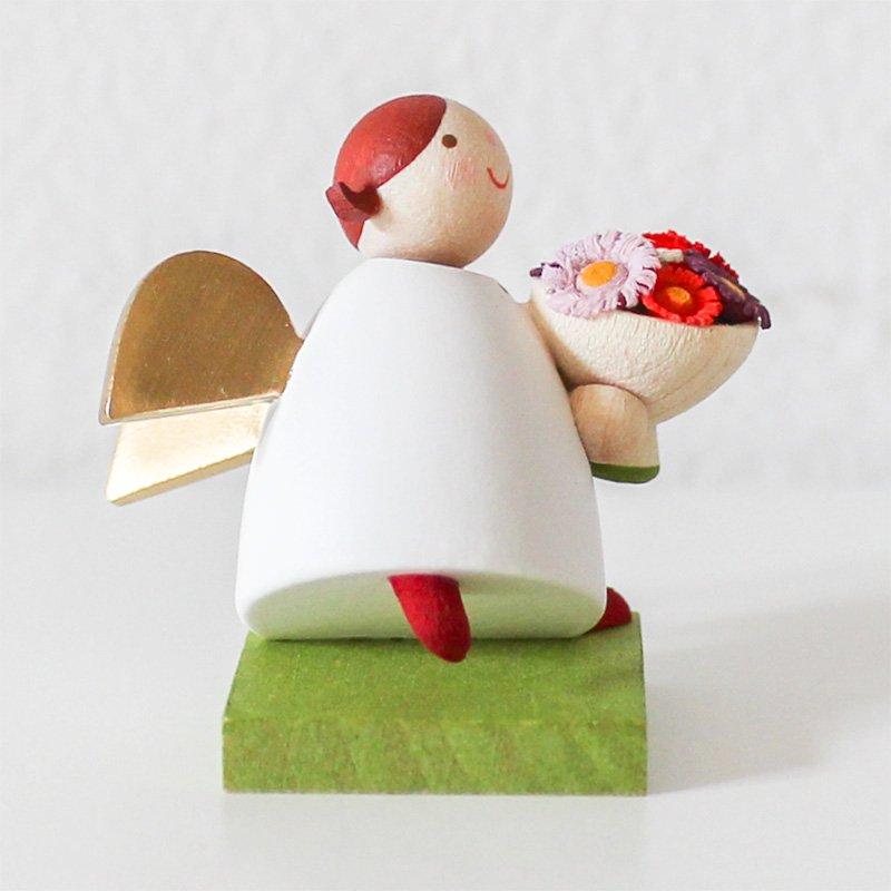 Guenter Reichel ギュンター・ライヒェル 天使とお花